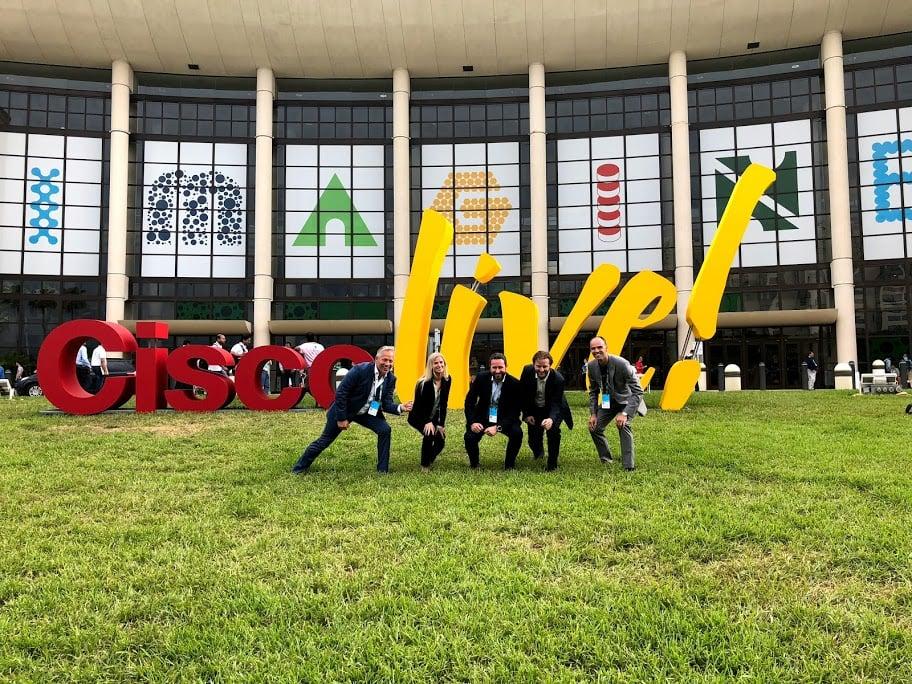 Cisco Live 2018