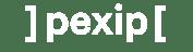 Pexip Logo White RGB-1